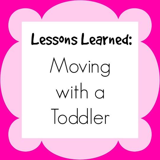 Lessons learned moving