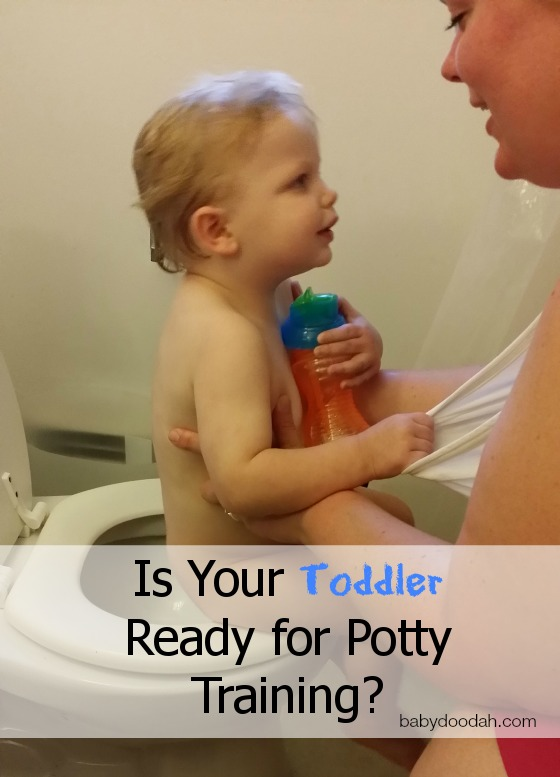 Tips to Know that your toddler is ready for potty training