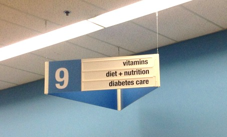 Walgreen's healthy choices