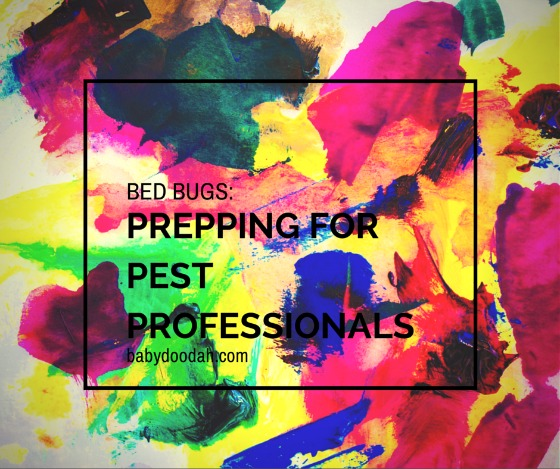 Bed Bugs-Preparing for Pest Professionals