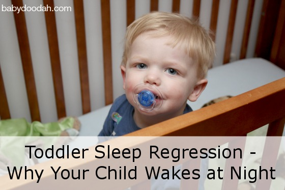 Toddler Sleep Regression - Why Your Child Wakes at Night