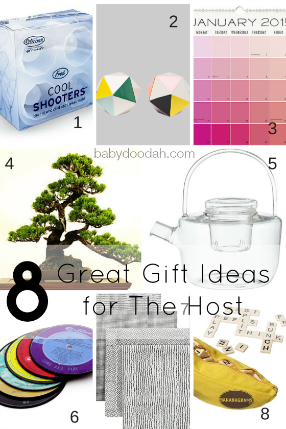 Gift Guide- The Host - Baby Doodah