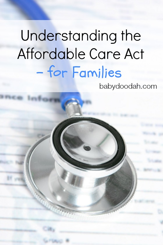 Understanding the Affordable Care Act - Baby Doodah