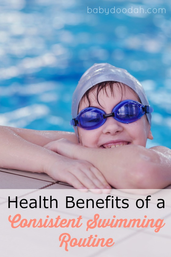 The Health Benefits of a Consistent Swimming Routine - Baby Doodah